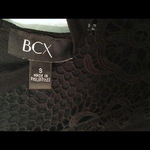 BCX Tops - BCX Black Blouse